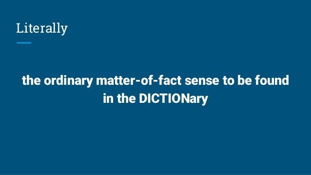 Diction, denotation & connotation Slide 3