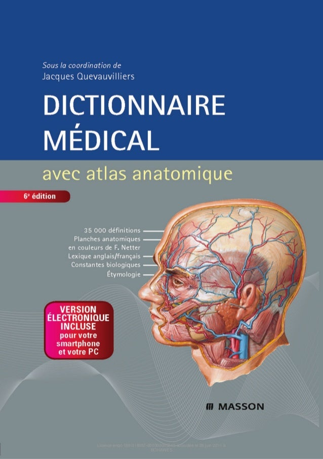 Dict medicale. QbdYsf
