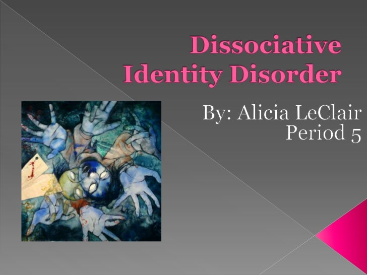the causes symptoms and treatments of dissociative identity disorder or did Dissociative identity disorder – symptoms, causes and treatments  symptoms of dissociative identity disorder .