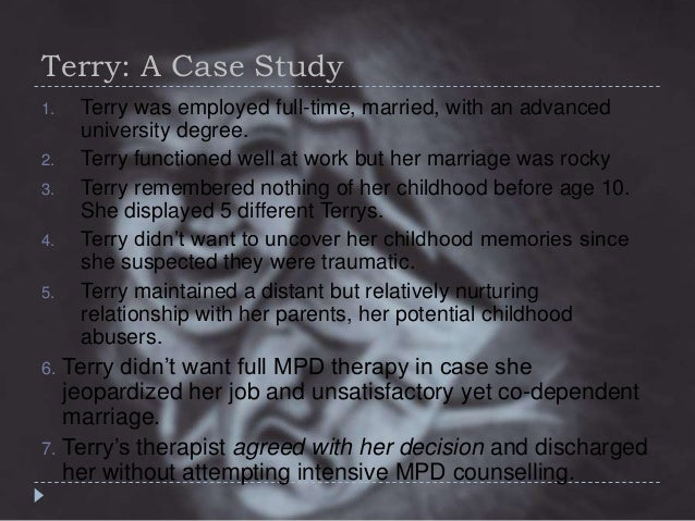 paula's story a case study of dissociative identity disorder And still, there are other websites offering cheap services but fail when it comes to the quality and reliability of their paper writing services process essay help buy essay online writing service it writing services latex bibliography style order of citation paulas story a case study of dissociative identity disorder.