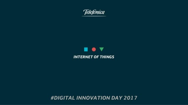 Digital Innovation Day 2017 - Andres Riesco