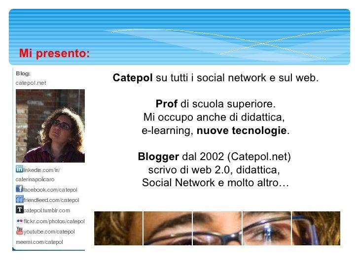 Didattica e Social Network Slide 2