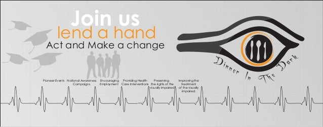 Join us  lend a hand  Act and Make a change  Pioneer Events National Awareness Campaigns  Encouraging Providing Health Pre...