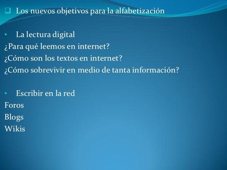  Las tecnologías de la información y la comunicación como     entorno para compartir informaciones y conocimientos     en...
