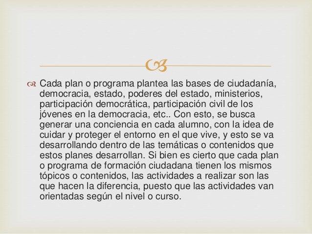  Algunos Actos de No- civismo.