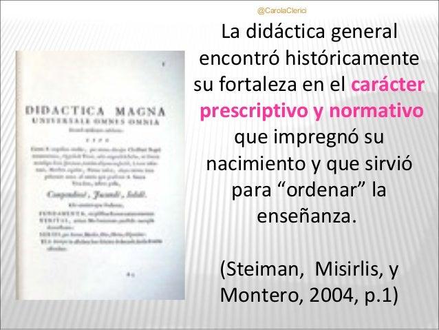 Didactica general y especifica Slide 2