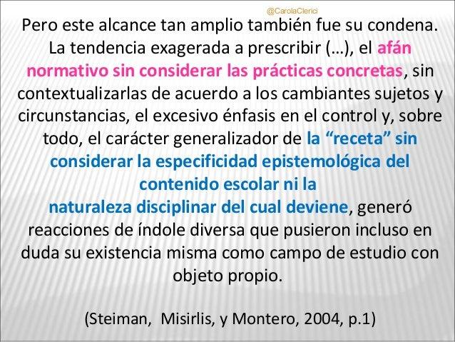 Didactica general y especifica Slide 3