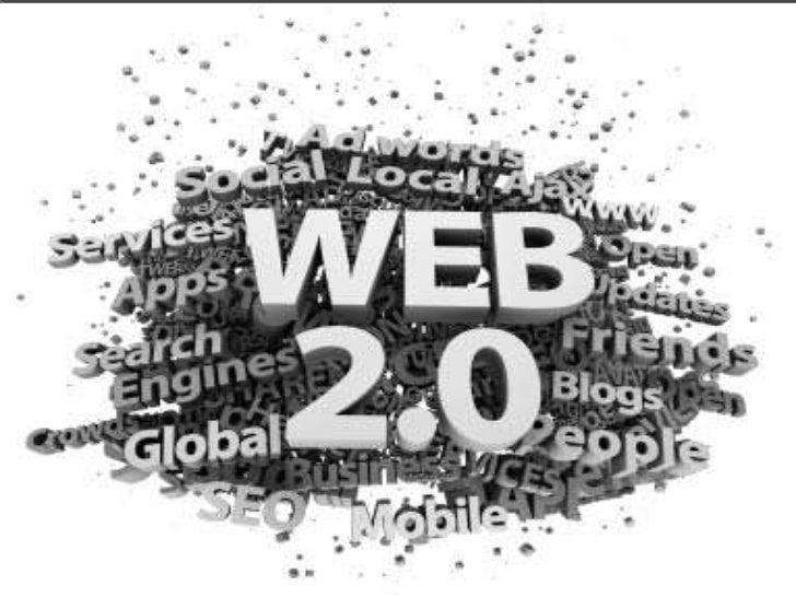   Web 2.0 es la representación de la  evolución de las aplicaciones  tradicionales hacia aplicaciones web  enfocadas al u...