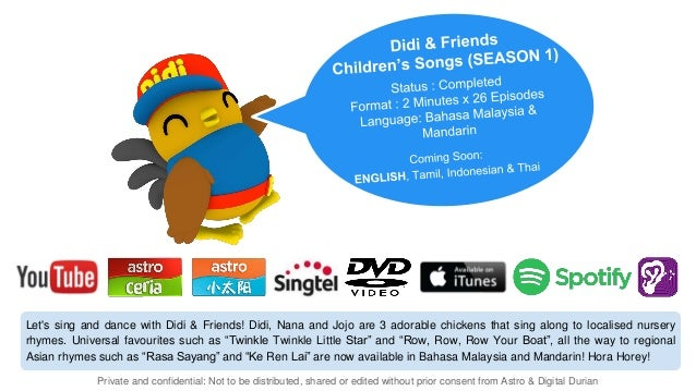 Didi & Friends – From YouTube to the Big Screen | Sinan Ismael