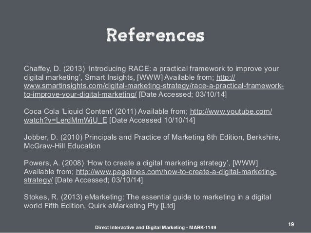 coca cola marketing planning methods The marketing campaign promotes new diet coke flavours and packaging, but coca-cola denies it is refocusing marketing efforts on individual products advertising design & branding product.