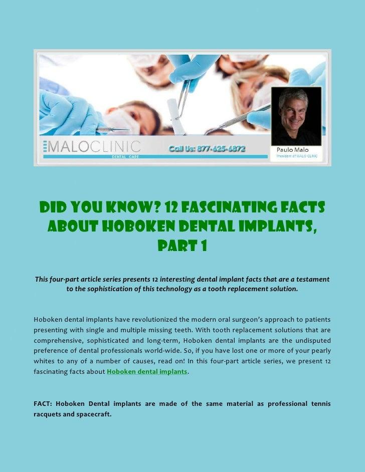 dental matter articles