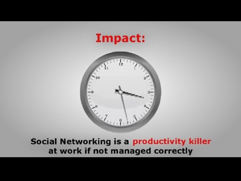 Impact of Social Networking Sites on Social Capital