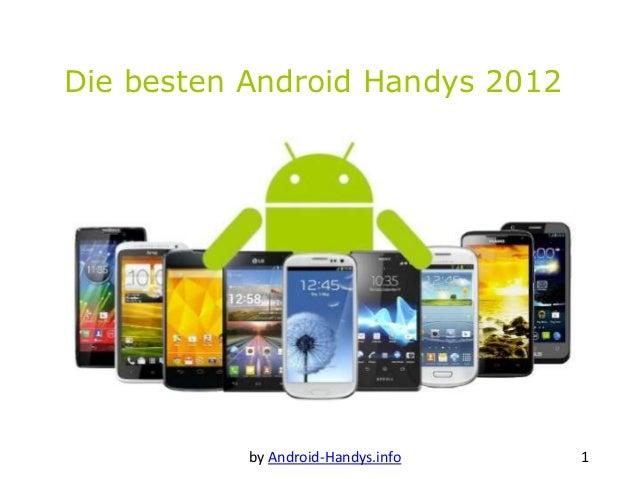 Besten Android Handys