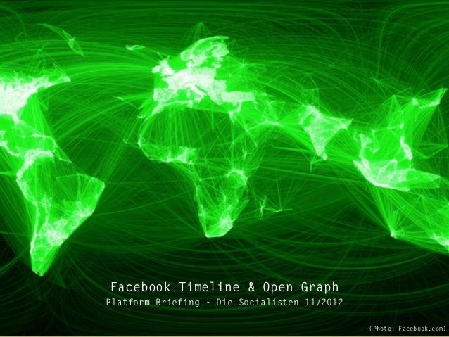 thanks for the ad(d).Facebook Timeline & Open GraphPlatform Briefing - Die Socialisten 11/2012                            ...