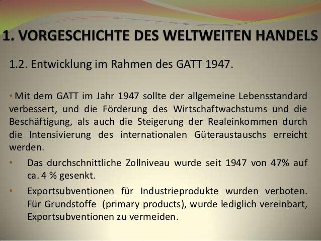 Get this from a library! Das allgemeine Abkommen über Zölle und Handel (GATT) mit einem statistischen Anhang des Instituts über die Veränderung der Zollbelastung schweizerischer Exportgüter in den wichtigsten Absatzländern.. [Emil Küng].