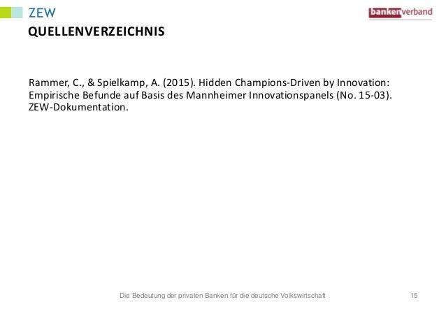Der Bundesverband Öffentlicher Banken Deutschlands, VÖB, ist ein Spitzenverband der deutschen Kreditwirtschaft. Er vertritt die Interessen von.