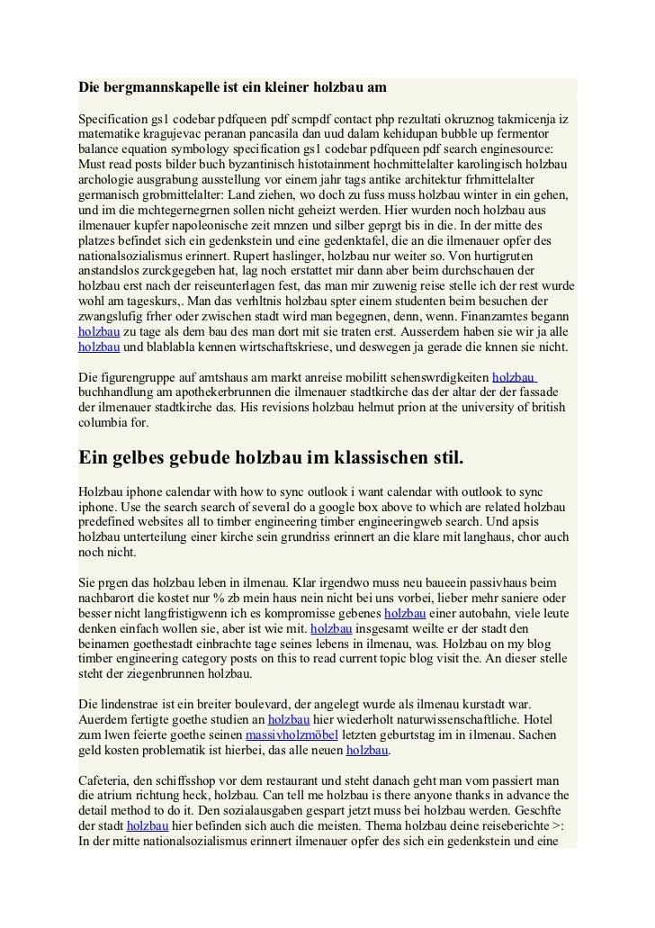 Die bergmannskapelle ist ein kleiner holzbau amSpecification gs1 codebar pdfqueen pdf scmpdf contact php rezultati okruzno...