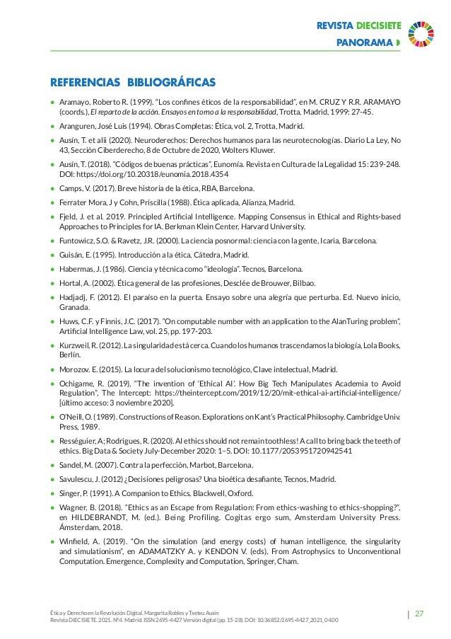 33 Revista Diecisiete ARTÍCULO  ¿Cuarta Revolución Industrial? El reto de la digitalización y sus consecuencias ambiental...