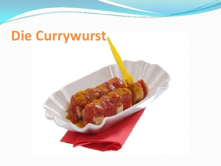 Die Currywurst<br />