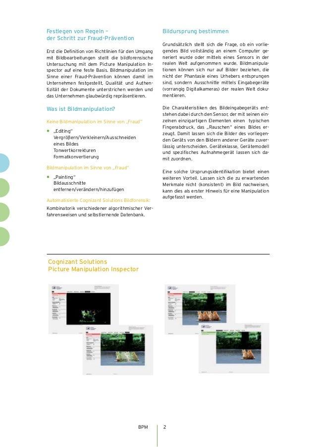 Festlegen von Regeln – der Schritt zur Fraud-Prävention Erst die Definition von Richtlinien für den Umgang mit Bildbearbei...