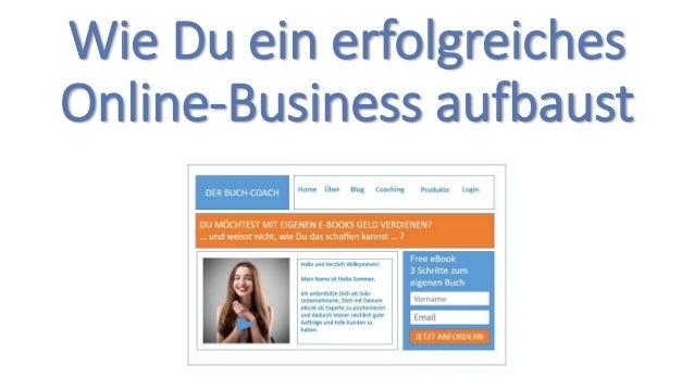 Wie Du ein erfolgreiches Online-Business aufbaust