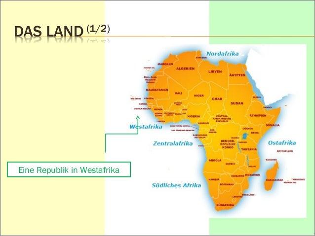 Eine Republik in Westafrika