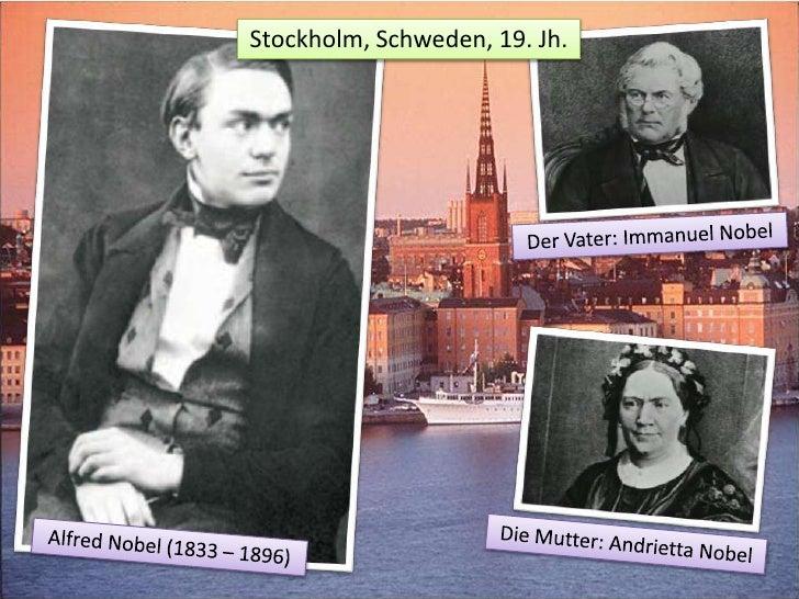 Die Geschichten Des Nobelpreises PräSentation Slide 2