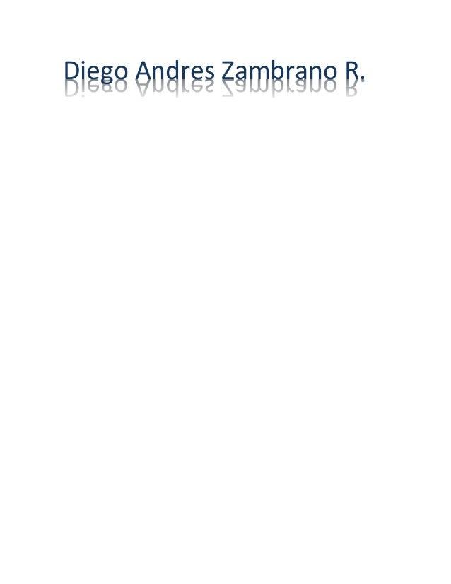 Diego Andres Zambrano R.