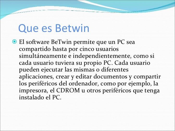 Diego betwin Slide 2