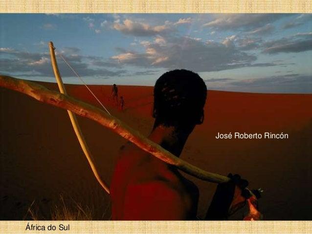 José Roberto Rincón  África do Sul