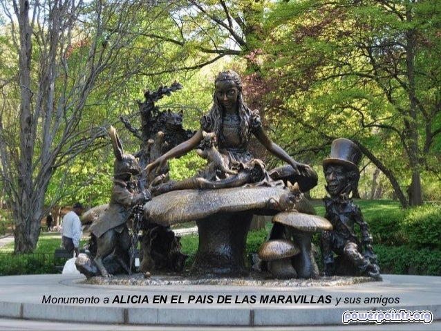 Diego ricol, central park