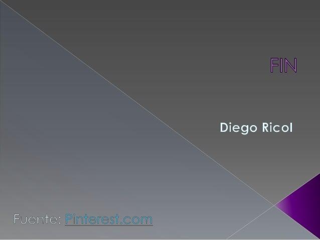 Diego ricol reciclaje