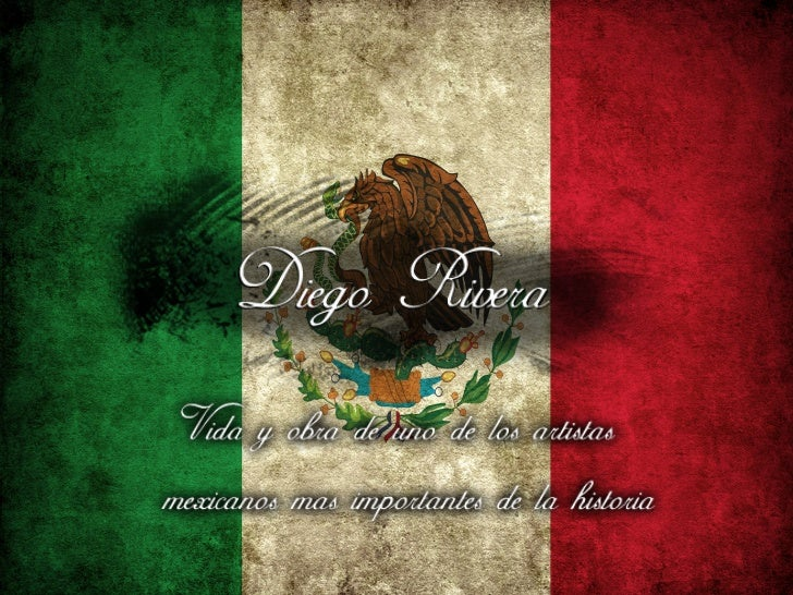 Nació en Guanajuato, México, el8 de diciembre de 1886, hijo deDiego Rivera y María del PilarBarrientos. Su nombre completo...