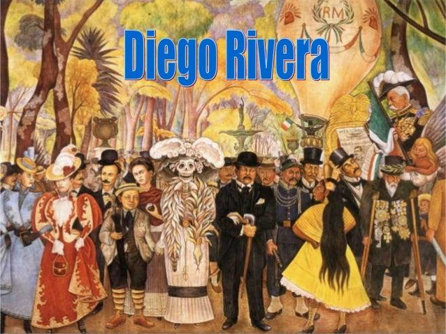 Diego Rivera (Guanajuato, 1886 - ciudad de México, 1957) Pintor mexicano, considerado uno de los principales muralistas de...
