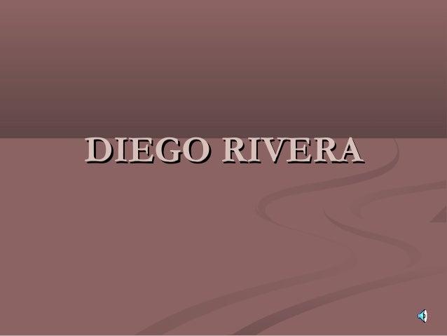 DDIEGO RIVERAIEGO RIVERA