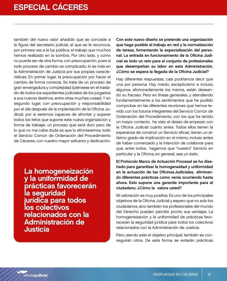 Diego rosado montero director del scop de la oficina for Oficina de empleo caceres