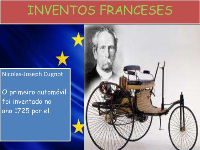 inventos franceses famosos