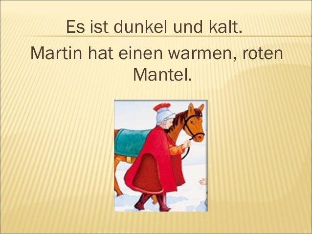 St Martin Legende