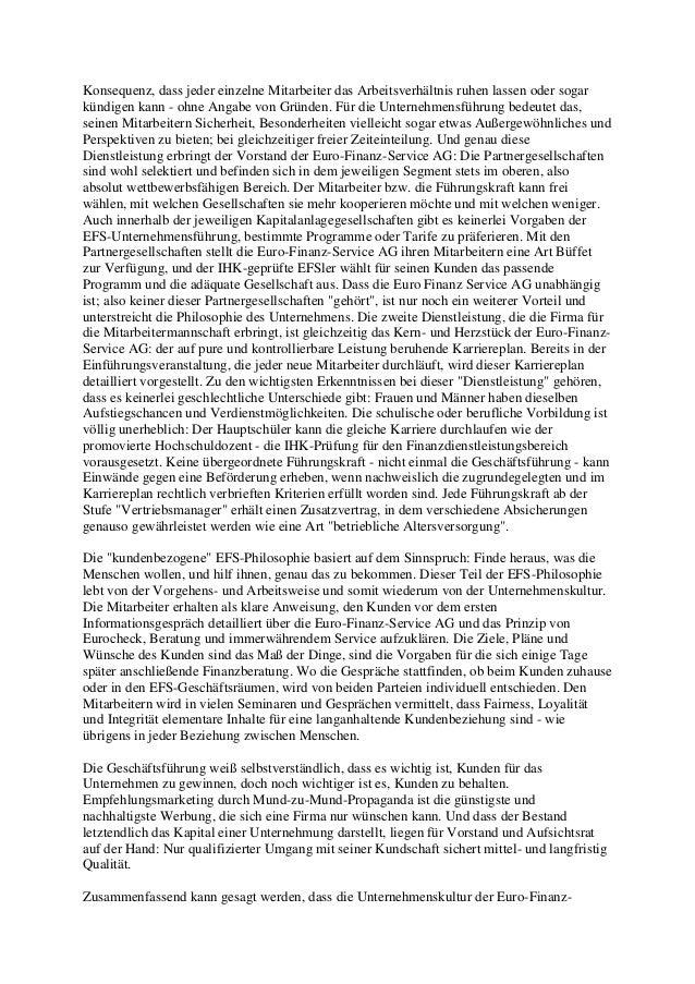 Die Philosophie der EFS AG Mainz Slide 2