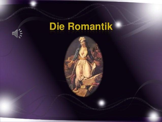 Die Romantik