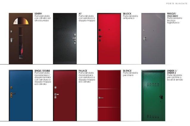 Dierre - каталог итальянских дверей