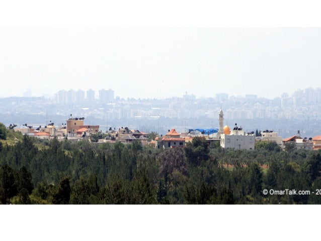 Die schönheit Von Palästinas
