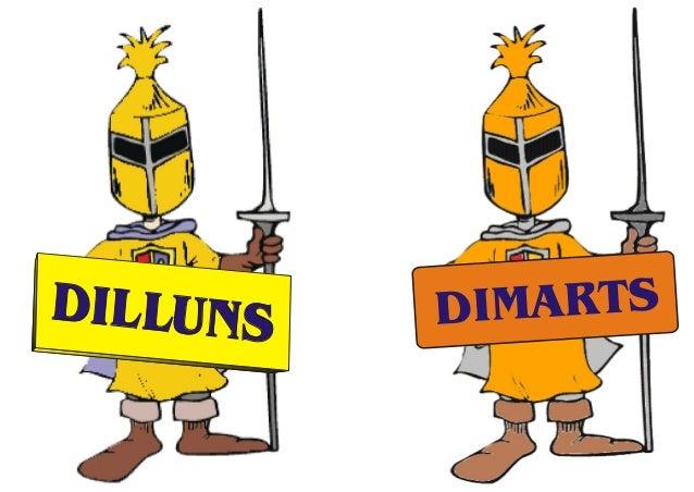 DILLUNSDILLUNS DIMARTS