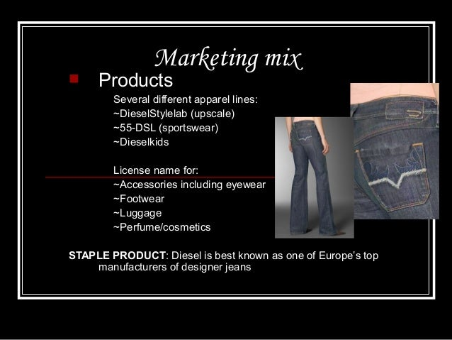 nordstrom marketing mix Nordstrom created a successful segmentation strategy based on nordstrom created a successful segmentation strategy based on the effective marketing mix.