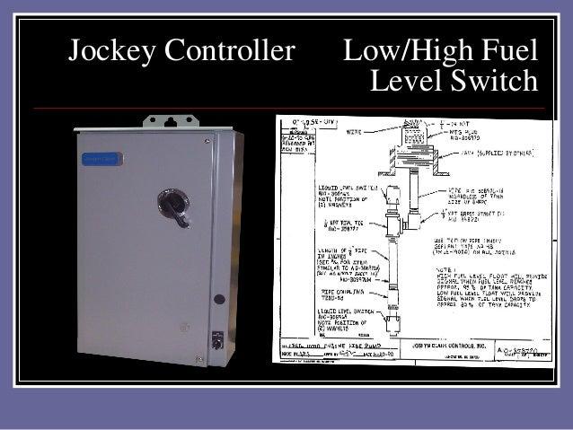 Diesel Fire Pump Controllers – Jockey Pump Wiring Diagram