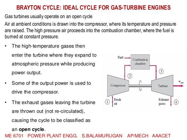 DIESEL, GAS TURBINE & COMBINED CYCLE POWER PLANTS UNIT III