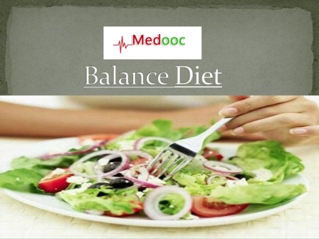 CarbohydratesProtein          BALANCED           Fibre            DIET Water           Vitamins       Minerals