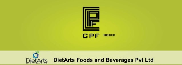 Diet Arts CPF Profile