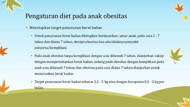 Penatalaksanaan Obesitas