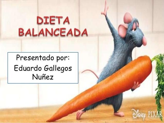 Presentado por: Eduardo Gallegos Nuñez